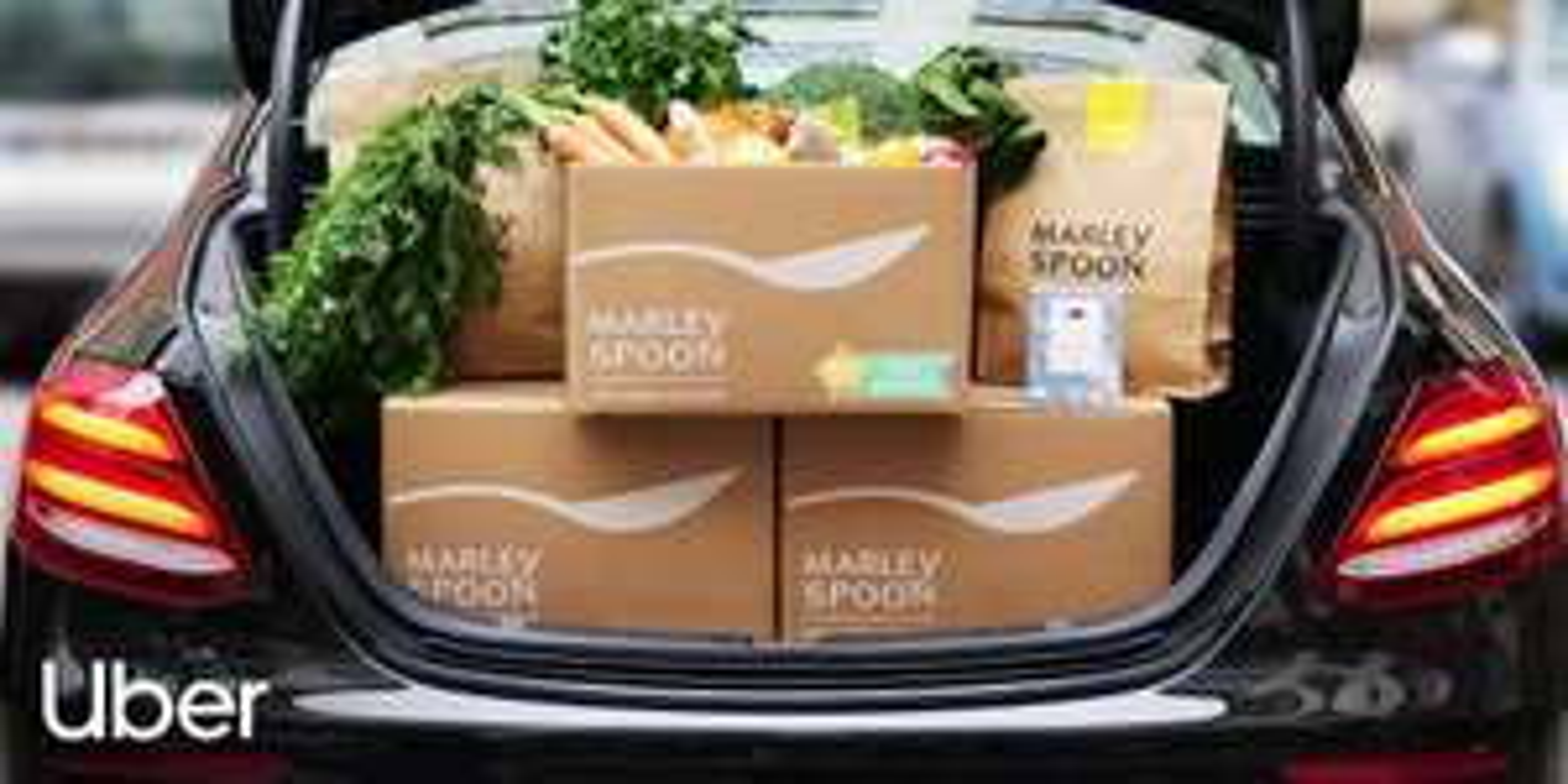 Kostenlose Marley Spoon Kochboxen über die Uber-App bestellen am 13.11. (Berlin)