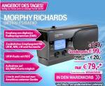 Morphy Richards DRM Radio 27024 DRM/DAB Radio für 79€ inkl. Versand bei T-online
