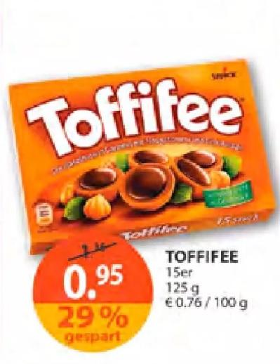[Müller] Toffifee 125g für 0,95€ vom 12.11.-17.11. ab Heute