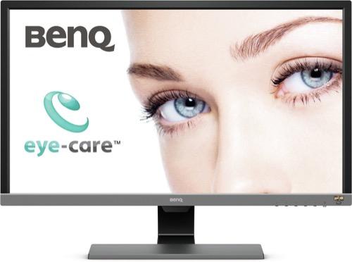 """Tagesdeals von Notebooksbilliger - BenQ EL2870U 28"""" 4K Monitor für 277,99€, HP USB Externes DVD-RW Laufwerk für 25,99€"""
