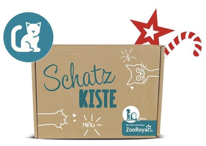 ZooRoyal Schatzkiste Weihnachtsedition inkl. 10fach Payback-Punkte