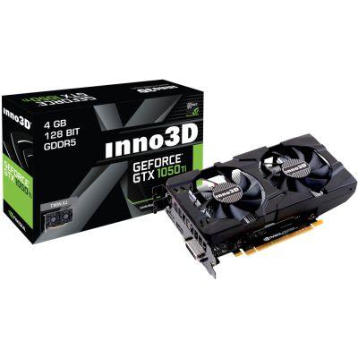 INNO3D GeForce GTX 1050 Ti Twin X2 4GB | Kauf über Idealo für 1,5% Cashback!