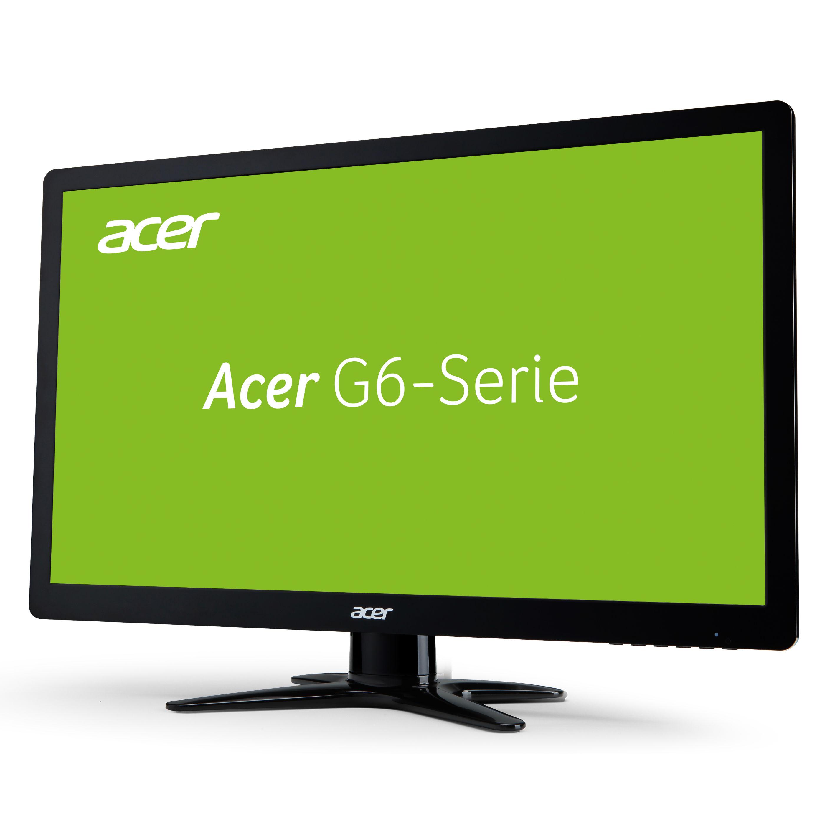 [NBB] Acer G246HLGbid - 61 cm (24 Zoll), LED, 1 ms, Full-HD, HDMI, VGA, TN-Panel