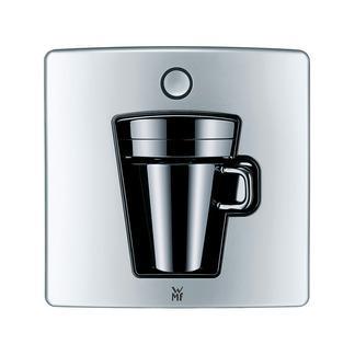 Nur Heute - WMF Kaffeepadmaschine WMF1 schwarz o. silber für nur 35€ inkl. Versand bei Brands4friends (Idealo: 77€)