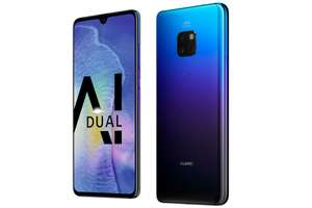 Huawei Mate 20 Dual SIM 128gb alle Farben für 28,99€/Monat im Winsim LTE All 3gb