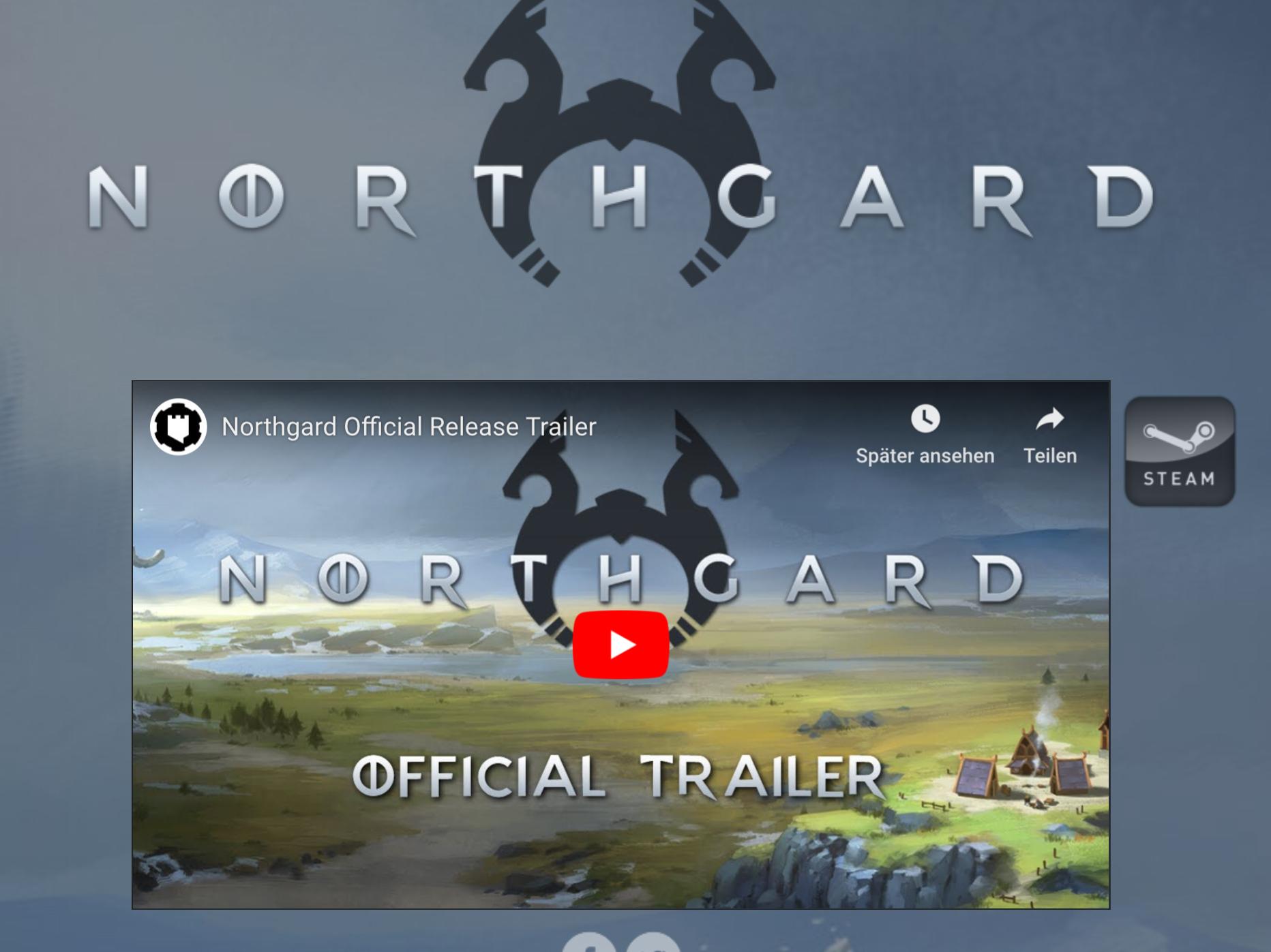 Northgard Steam Key @Gamesdeal
