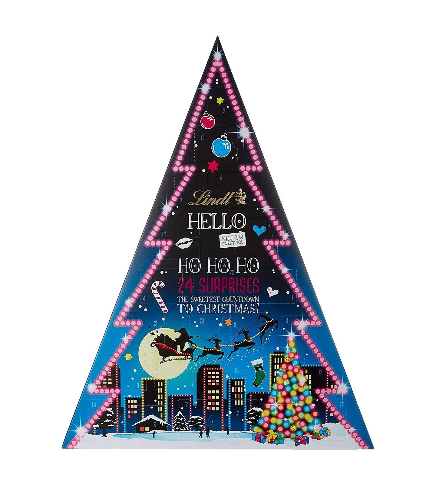 Weihnachtliche Adventskalender bis zu 38% Reduziert! Angebot des Tages bei Amazon Prime! Lindt Hello, Nestlé, Smarties, Teekanne usw.