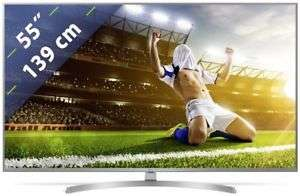 "[computeruniverse] LG 55UK7550LLA - 55"" 4K UHD TV (60 Hz, IPS, Nano Cell, Edge LED, Local Dimming, 8bit+FRC, HLG) 2018"