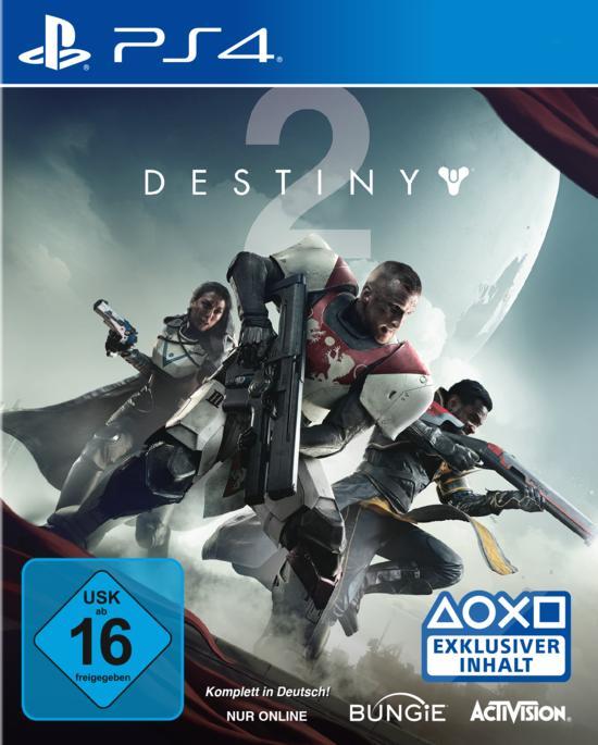 Destiny 2 (PS4) für 7€ (GameStop)