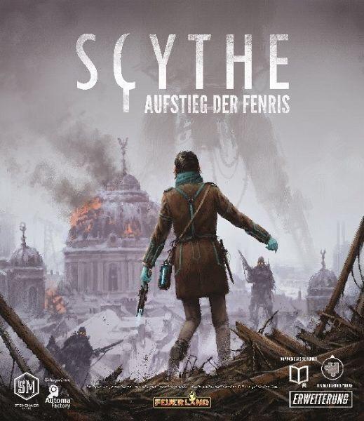 [Brettspiel] Scythe: Aufstieg des Fenris