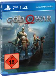 PS4-Angebote bei Otto: z.B. God of War
