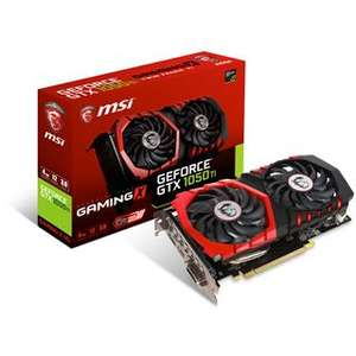 Mindfactory 4GB MSI GeForce GTX 1050 Ti GAMING X 4G Aktiv im Mindstar