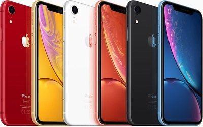 Apple iPhone XR - 64GB - Gelb oder Blau oder weiß  (Ohne Simlock) NEU OVP PayPal und SHOOP möglich