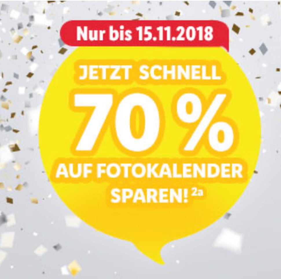 [Lidl-Foto] 70% auf Fotokalender z.B. 2x Ritter Sport Foto Adventskalender für 13,97€