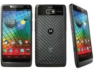 Motorola RAZR i - Intel Powered 2,0 Ghz Android Smartphone - 375 Euro (meinpaket)