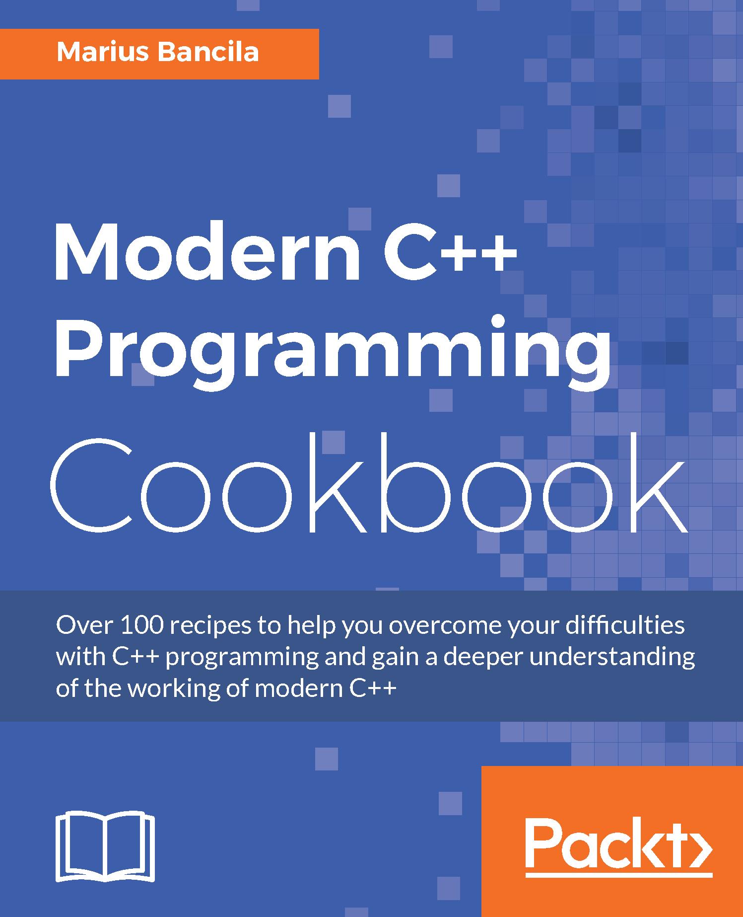 Modern C++ Programming Cookbook (eBook) kostenlos