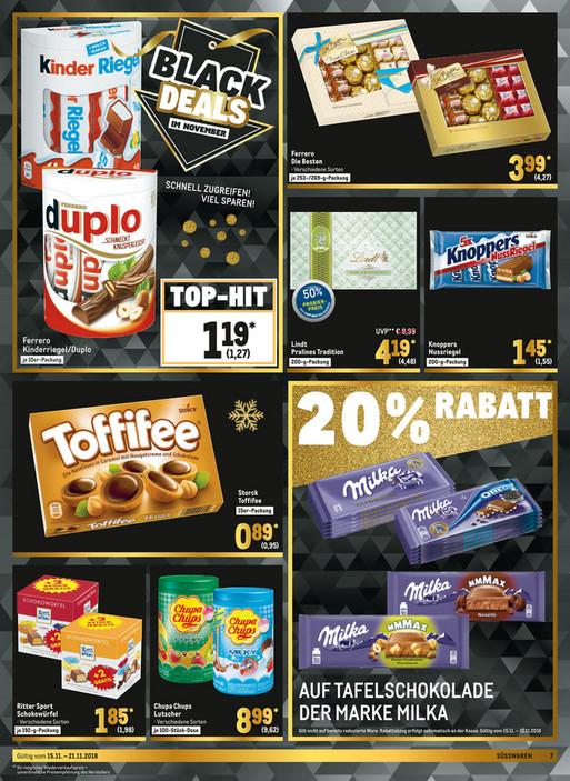 Knoppers Nussriegel für 1,55€ (METRO)