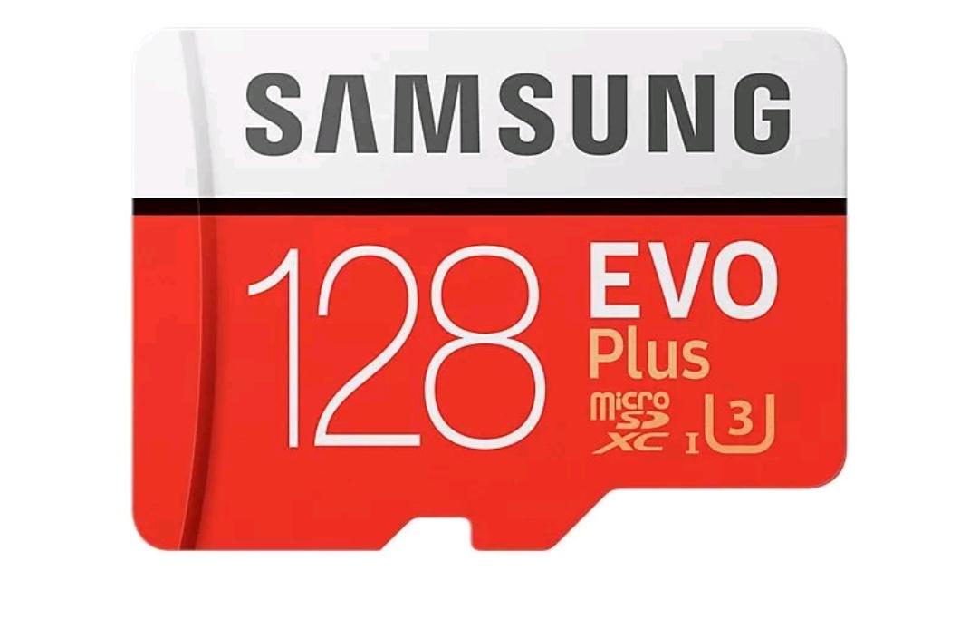 Samsung SD Card 128GB rosegal