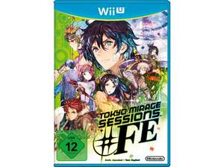Tokyo Mirage Sessions #FE [Nintendo Wii U]