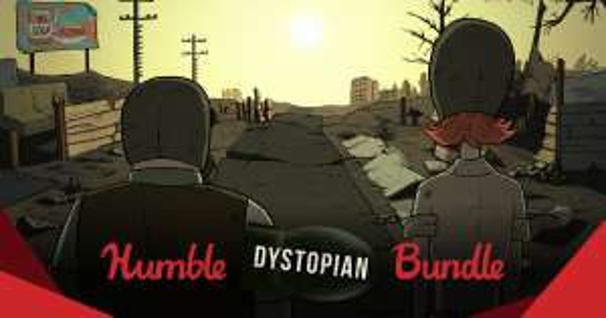 HUMBLE DYSTOPIAN BUNDLE (Steam)