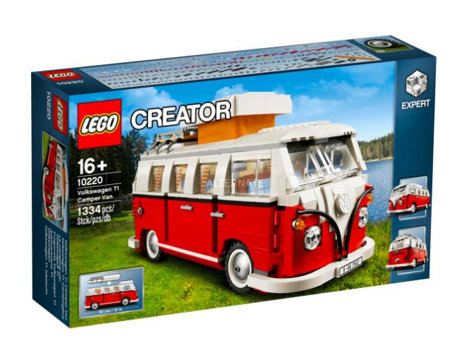 LEGO VW T1 Camping Bus [10220] zum Bestpreis bei Alternate
