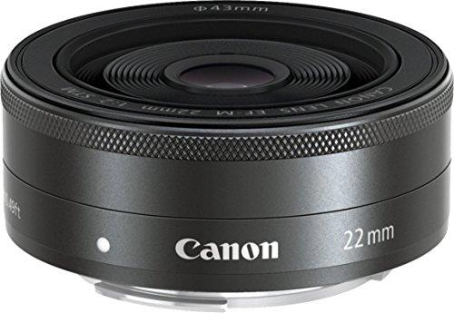 Canon EF-M 22mm f2 STM für 187,08€ [Amazon.es]