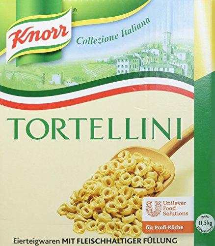 Knorr Tortellini mit fleischhaltiger Füllung 5 kg Sparabo Amazon