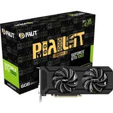 Palit GeForce GTX 1060 GamingPro OC 6 GB inkl. Monster Hunter: World DC [Alternate - paydirect]
