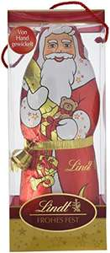 Lindt & Sprüngli XXL Santa (1kg!)