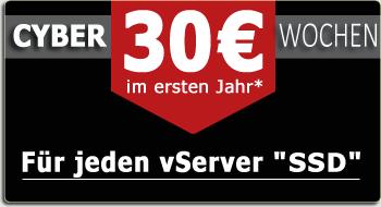 [euserv] Nur das 1.Jahr für 30€ OpenVZ vServer 8x2 Ghz CPU 32GB RAM 480GB SSD 200 Mbit/s