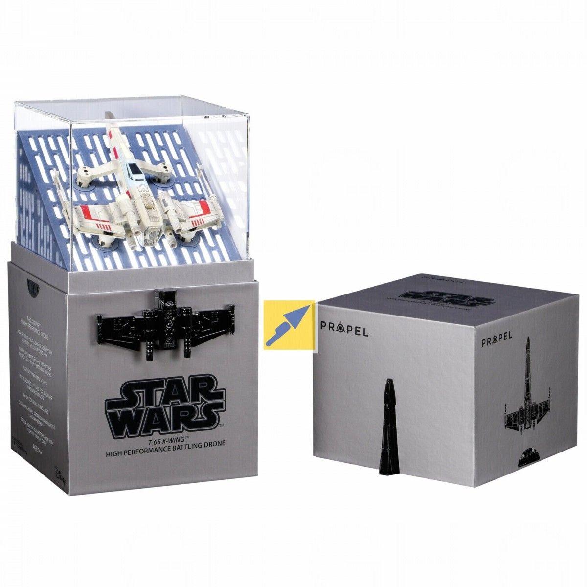 RC-Spielzeug PROPEL Star Wars X-Wing Battle Drone Sammler Edition