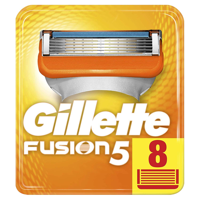 *Amazon* Deal of the Day Gillette Produkte zu super Preisen z.B. FUSION5 8 Klingen für 16,99€