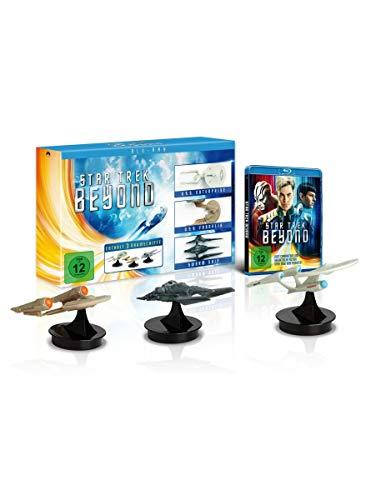 Star Trek Beyond inkl. Spaceships Limited Edition (Blu-ray) für 15,99€ (Amazon Prime)