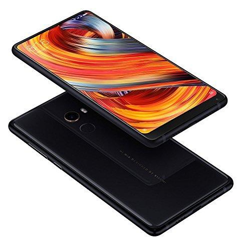 Xiaomi Mi Mix 2 - 6/64 GB - schwarz - Snapdragon 835 [Versand & Verkauf durch Amazon]