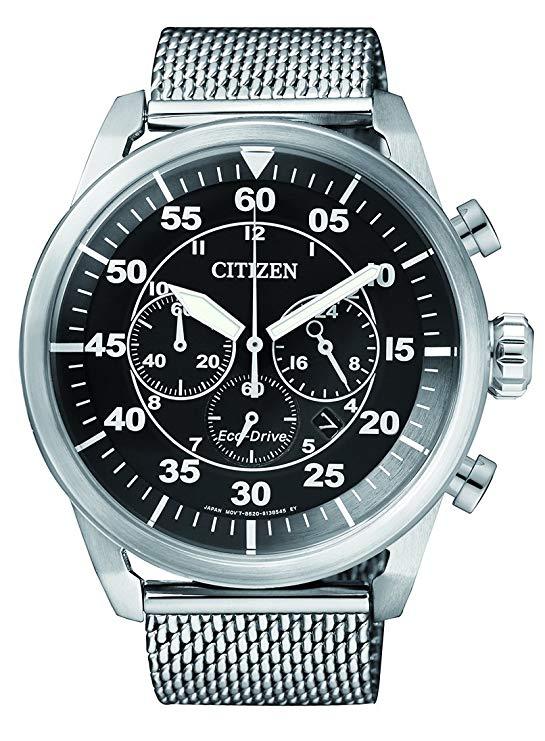 Citizen Eco-Drive Chrono CA4210-59E für 157,12€ [Amazon.it]