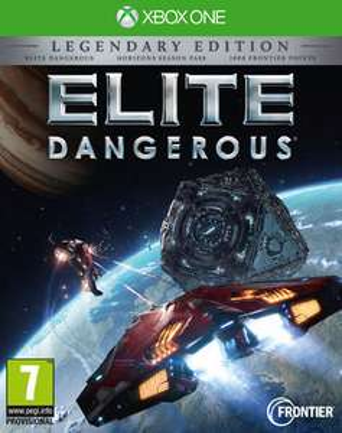 Elite Dangerous: Legendary Edition (Xbox One) für 15,90€ (ShopTo)