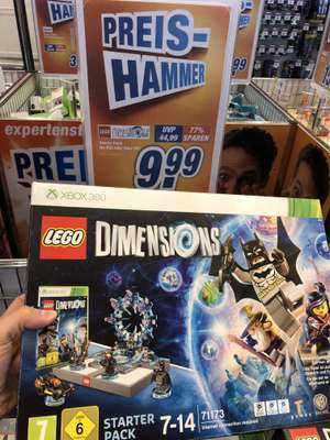 Lego Dimensions Starter Pack Xbox360/PS3 bei expert dodenhof (Lokal)