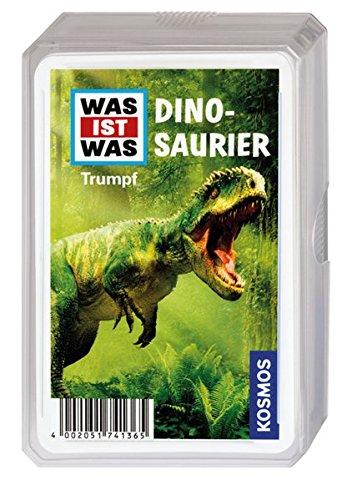 [Amazon Prime] Kosmos 741365 - WAS IST WAS Dinosaurier Trumpfspiel