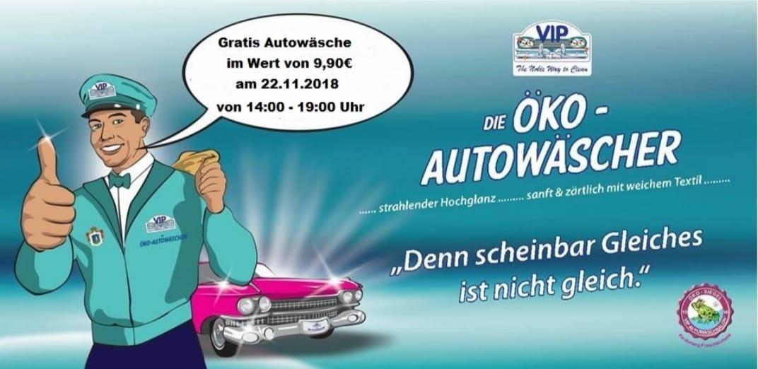 [Braunschweig] Kostenlos Auto waschen
