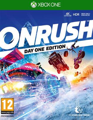 Onrush Day One Edition (Xbox One & PS4) für je 11,31€ (ShopTo)