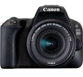 [Media Markt]CANON EOS 200D Kit mit Objektiv 18-55mmIS STM