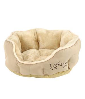 """Dehner Hunde/Katzen-Kuschelbett """"Sammy"""" z.B. XS für 9,99€ bei Marktabholung [DEHNER]"""