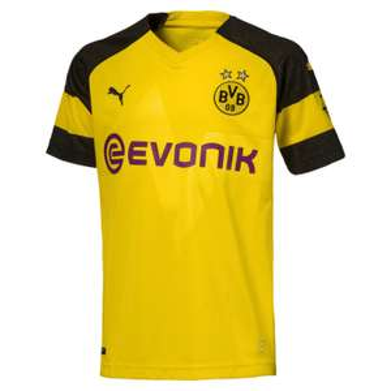 Puma Herren Borussia Dortmund Home Trikot BVB 2018/19 (Gr. M & XL)