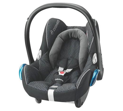 Maxi Cosi Babyschale CabrioFix schwarz für 83,94€ inkl. Versandkosten [xxxlutz]