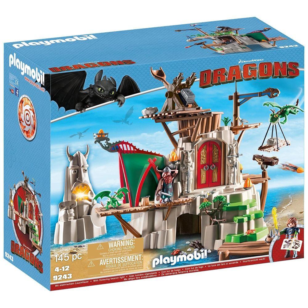 Playmobil Dragons - Berk (ToysRus & Playmobil)