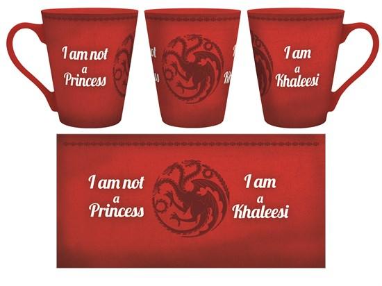 Game of Thrones - Tasse I'm a Khaleesi & Mickey Mouse & Far Cry 5 für je 5,96€ & Crash Bandicoot - Tasse Edelstahl für 7,96€ uvm. (GameStop)