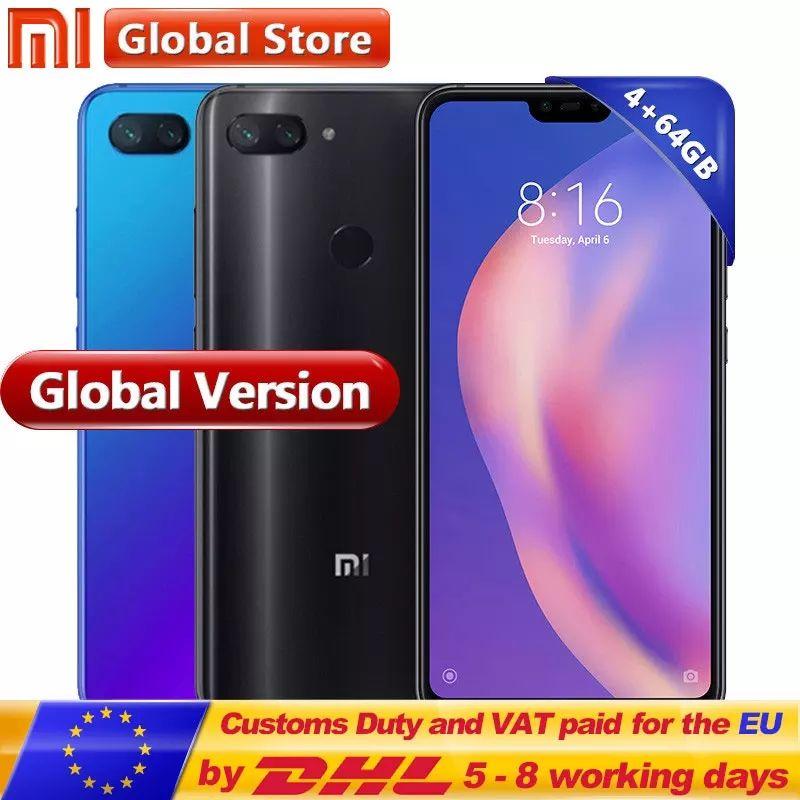 Xiaomi 8 Lite bei AliExpress aus UK, zollfrei, global ROM deutsch. Günstig & schnell