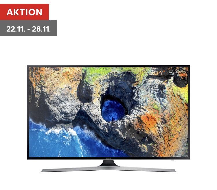 Kaufland ab 22.11 SAMSUNG 4K-UHD-Smart-LED-TV »UE50MU6179«