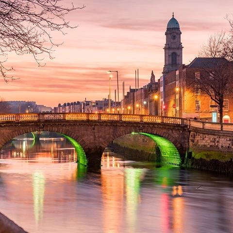 Dublin Flüge langes Wochenende