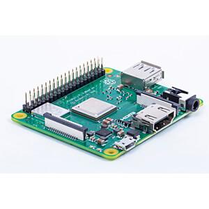 Der neue Raspberry Pi 3 Modell A+ ist heute erschienen und bei reichelt.de verfügbar.